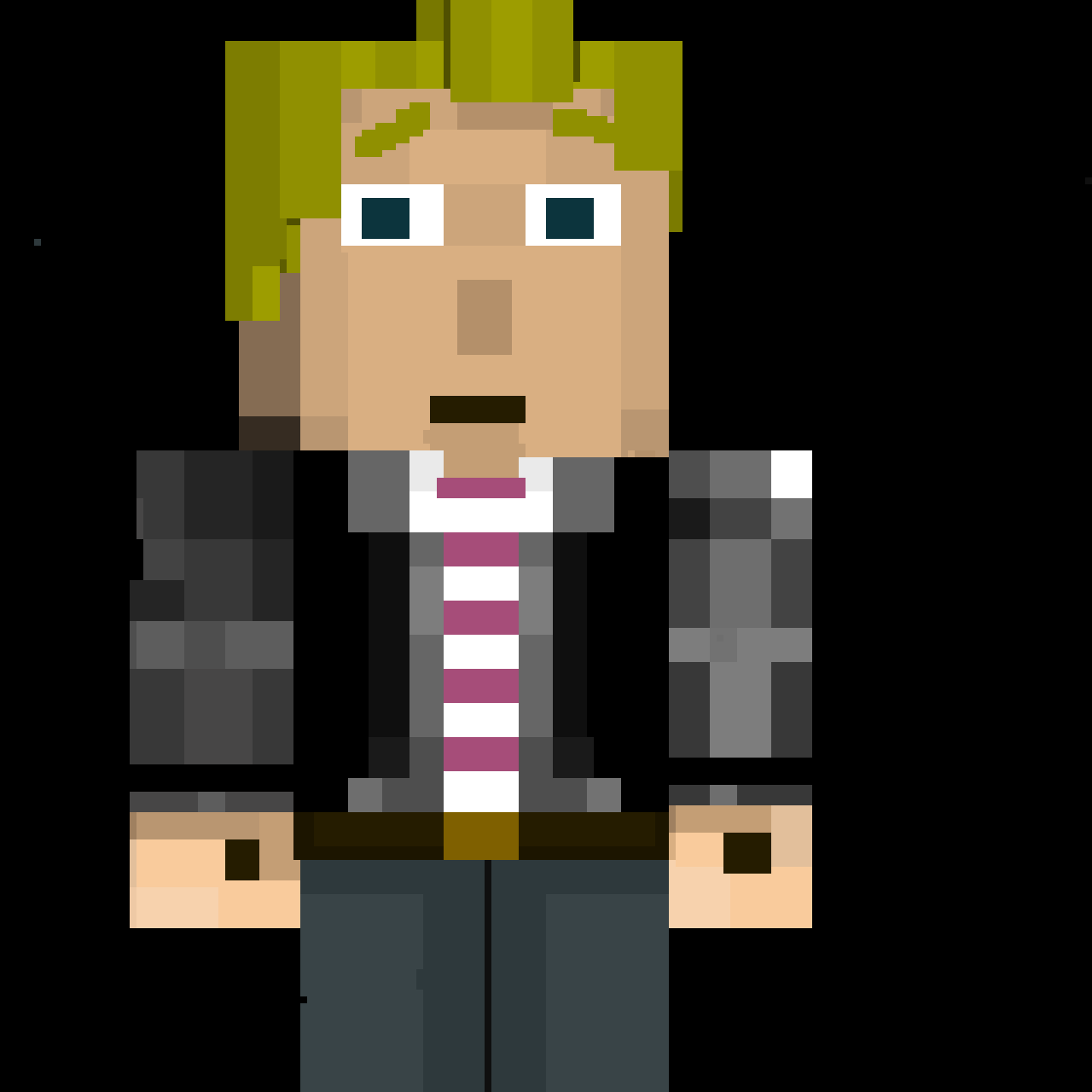 First attempt on the actual version on Lukas ( Minecraft Storymode)