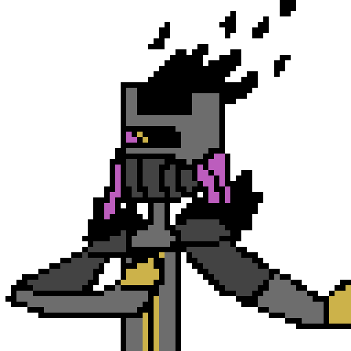 Dark Matter Knight