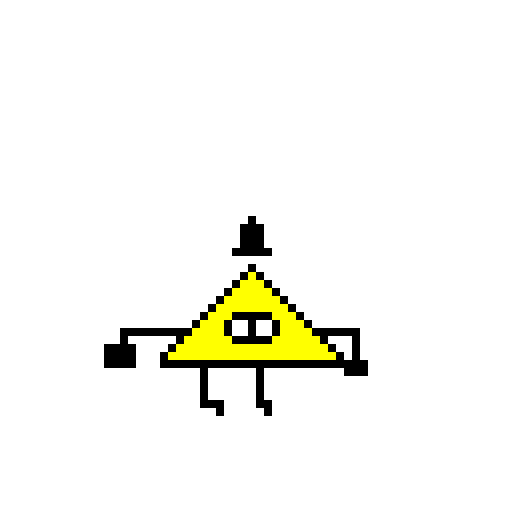 Bill Cipher ( i know it's bad)