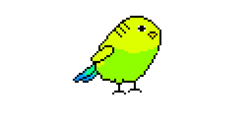 chibi bird