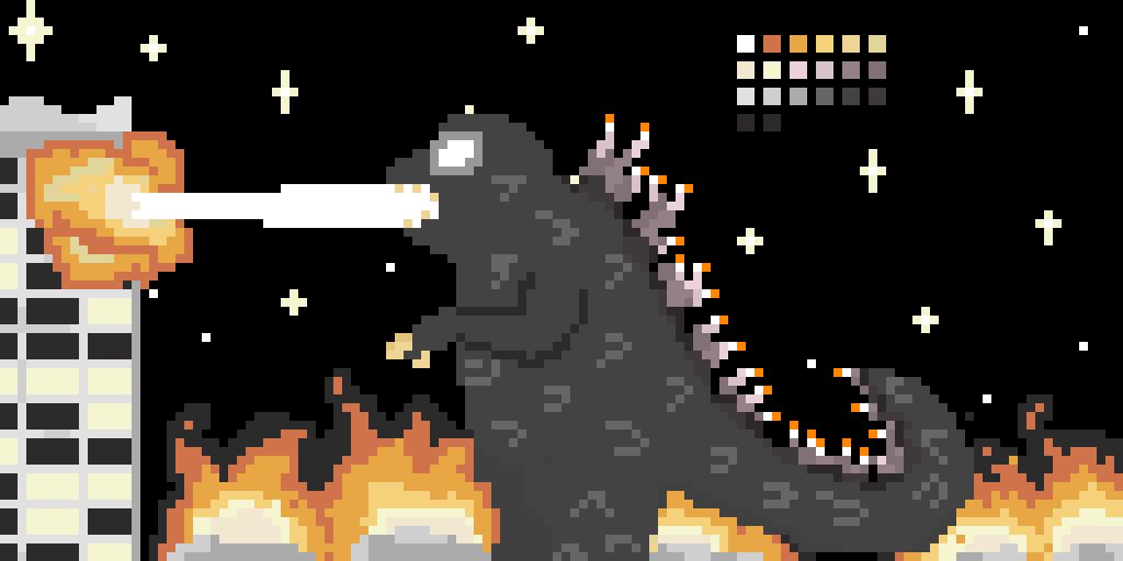 Godzilla's Havoc