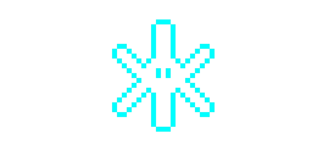 Happy snow flake