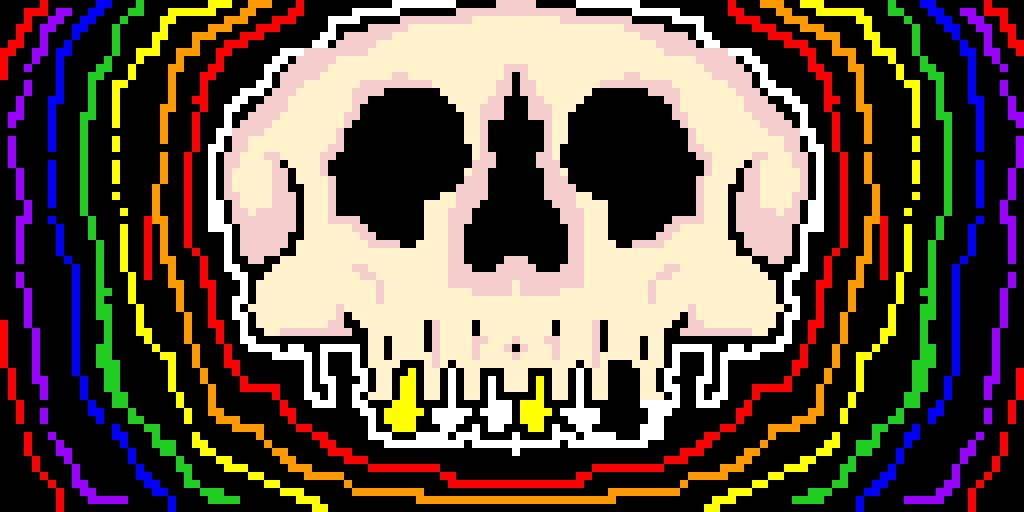skull light breech