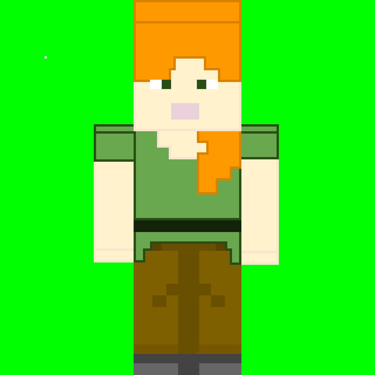 Alex ( Minecraft)