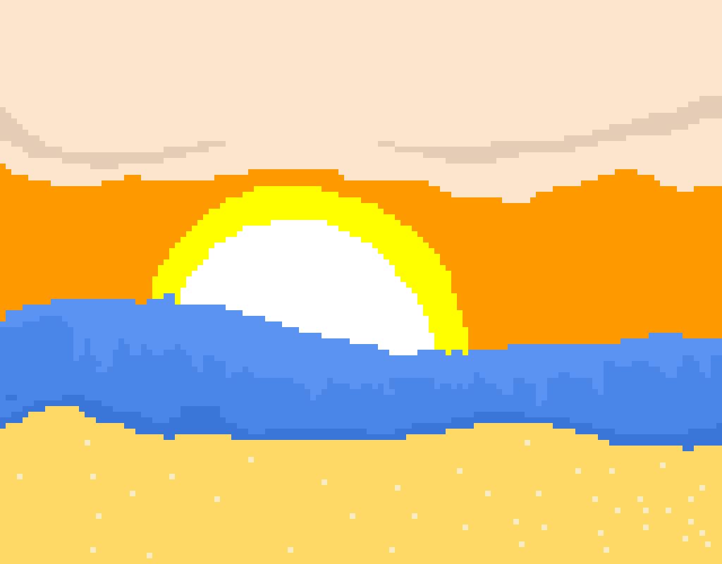 Beach Sunset (contest)