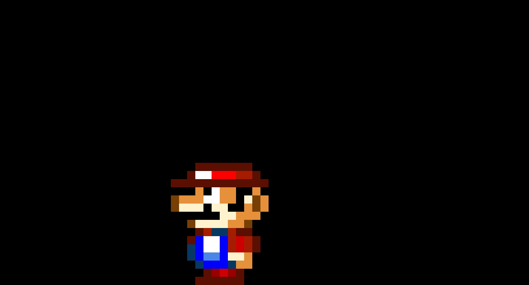Beta SMW Mario