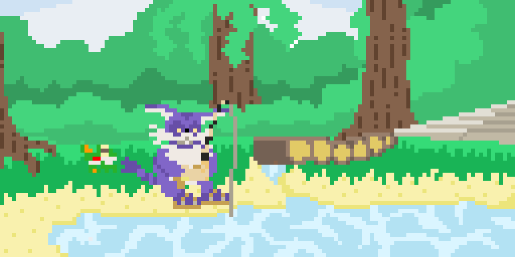 Big Fishing (Sonic Series) (contest)