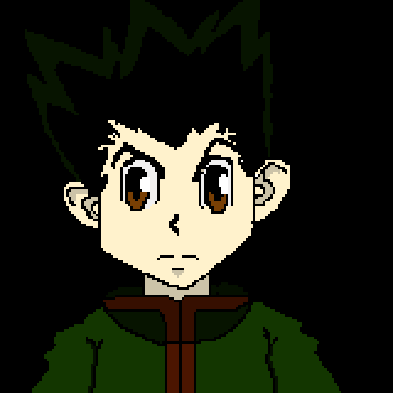 Gon ( Hunter X Hunter)