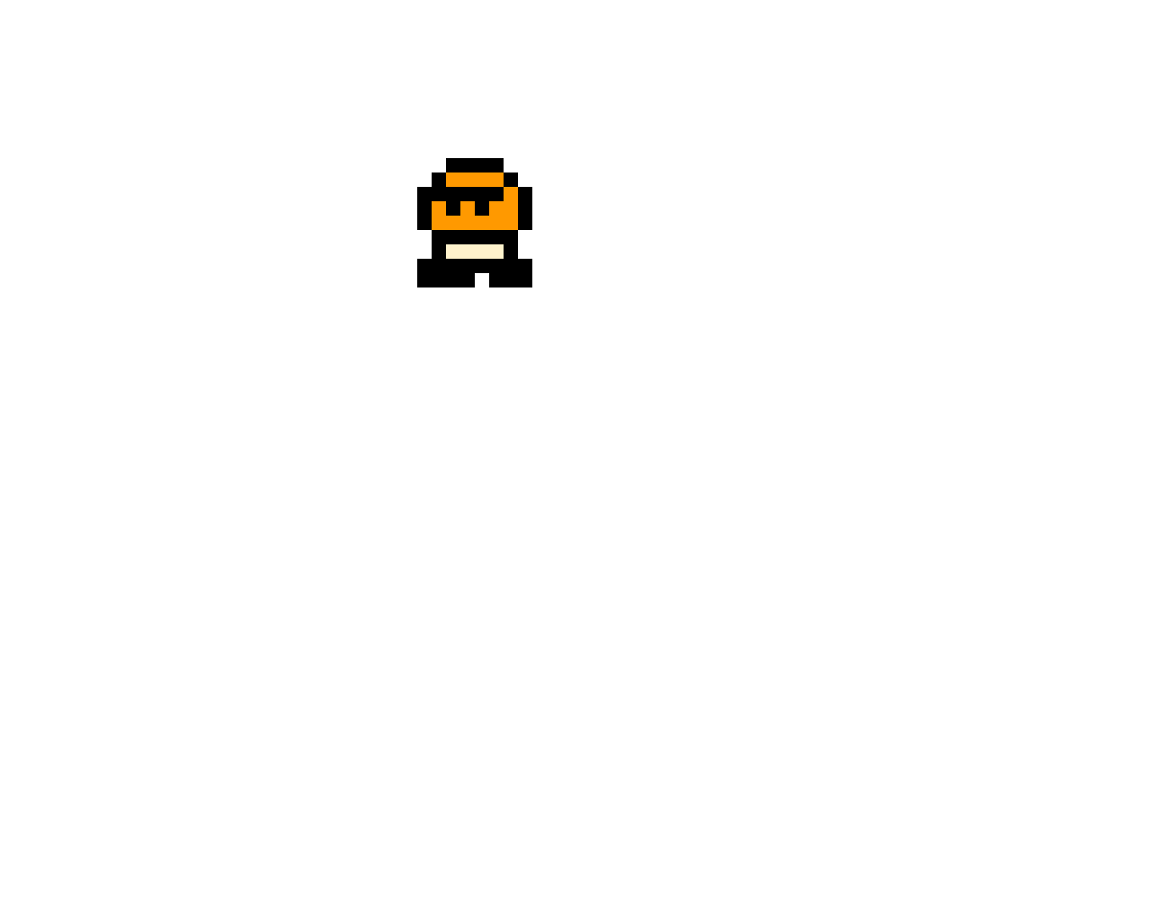 Micro Goomba from Smb3