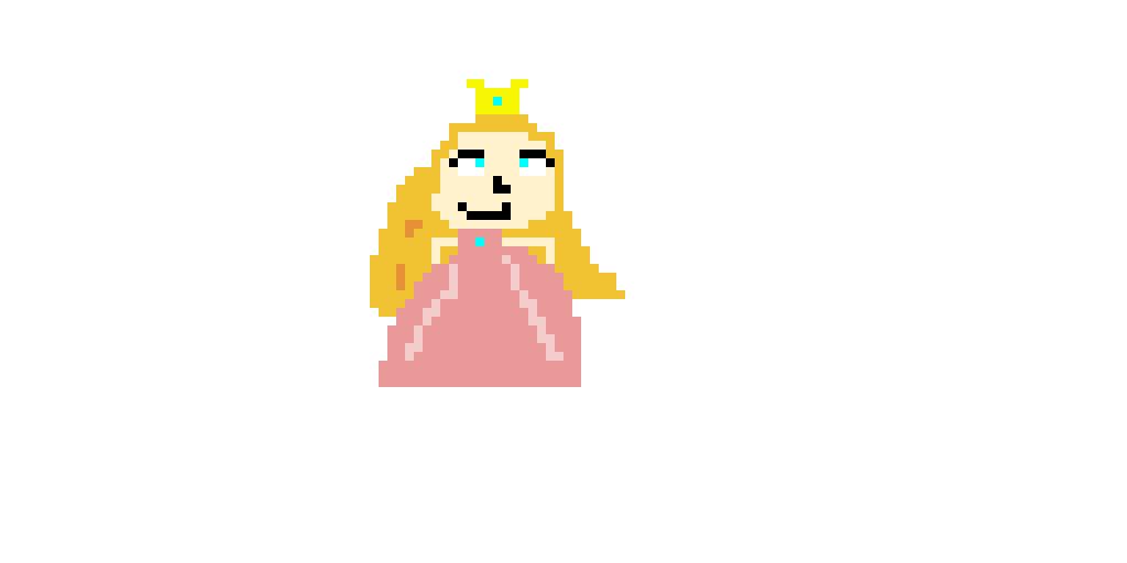 Princess peach                (contest)
