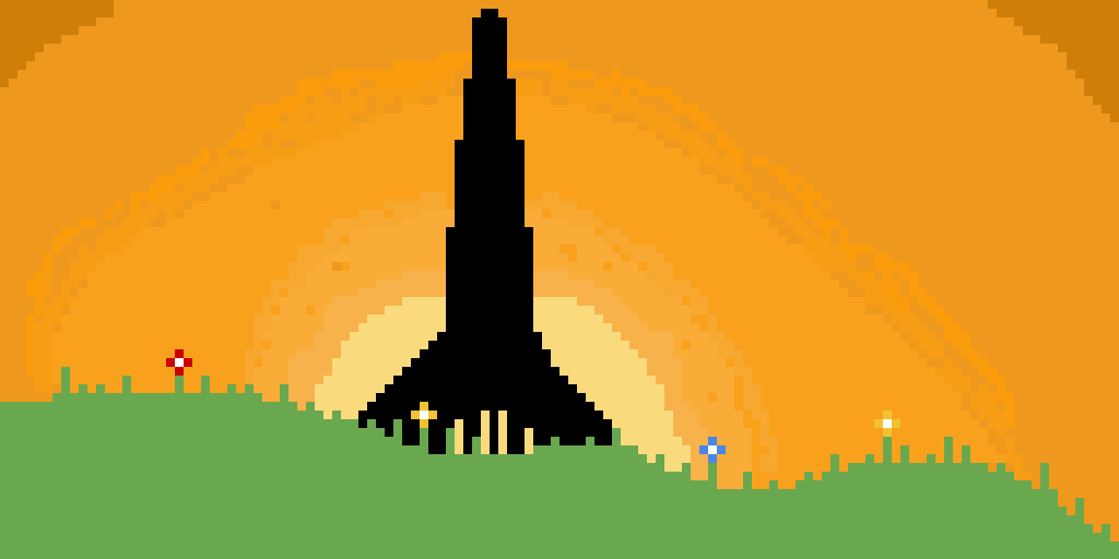 Tower on a sunset (contest)
