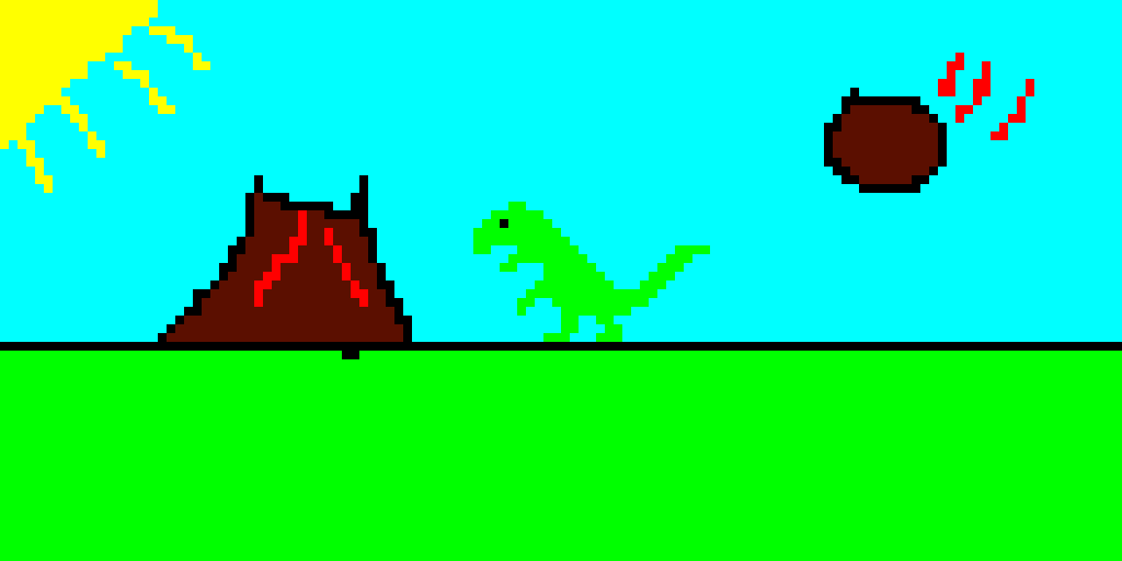 end to the dinos