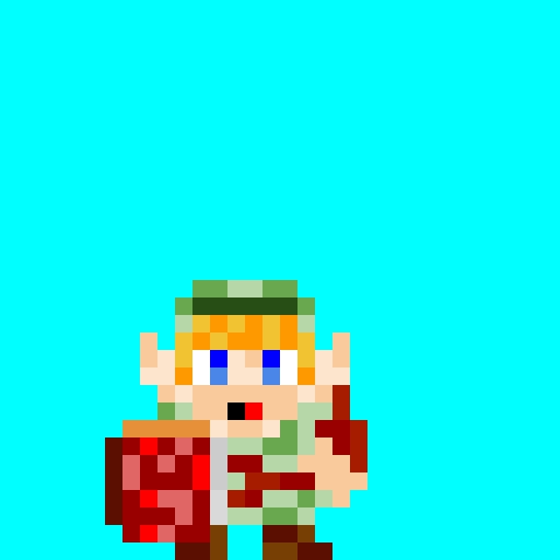 Super Smash Bros Ultimate | No. 22: Young Link