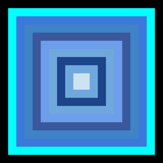 cornici concentriche