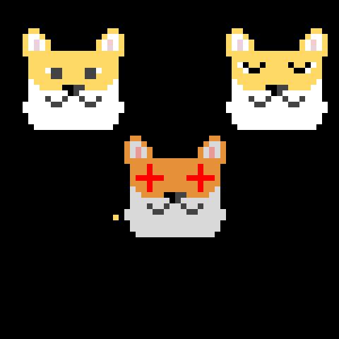 3 doggo-teers