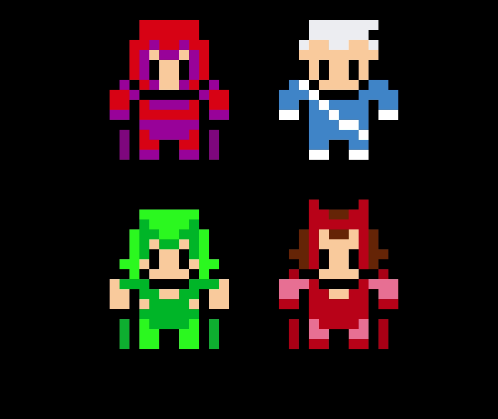 Maneto's Family