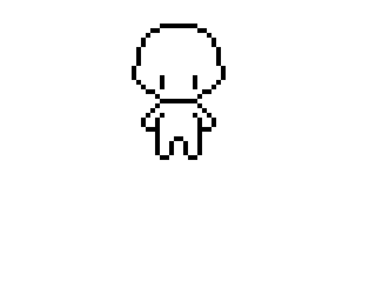 Omori Character Template (Make your own Omori OC! Add hair if wanted)