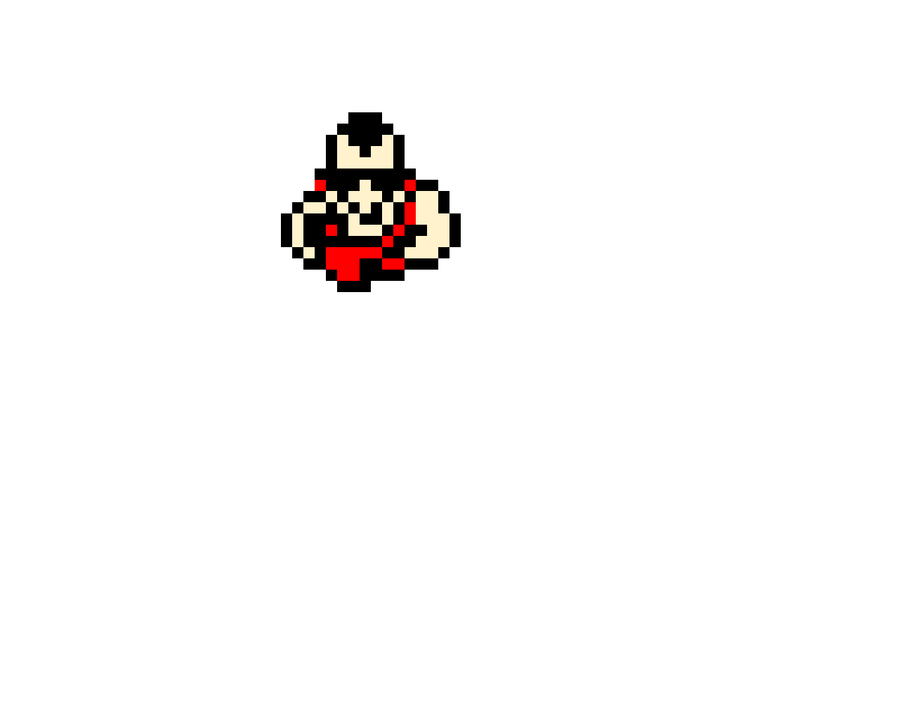 Teddy from Mother 1 (Earthbound Beginnings)
