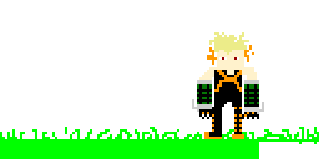 BAKUGO FIRST TRY