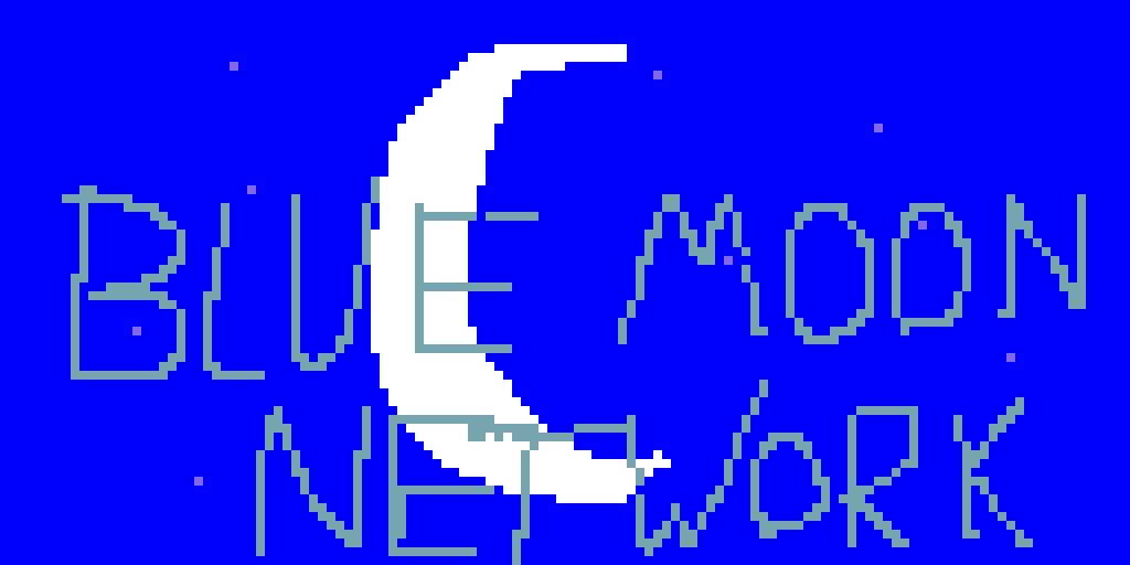 Blue moon network