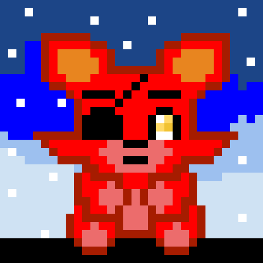 kawaii foxy hat3s chrismas