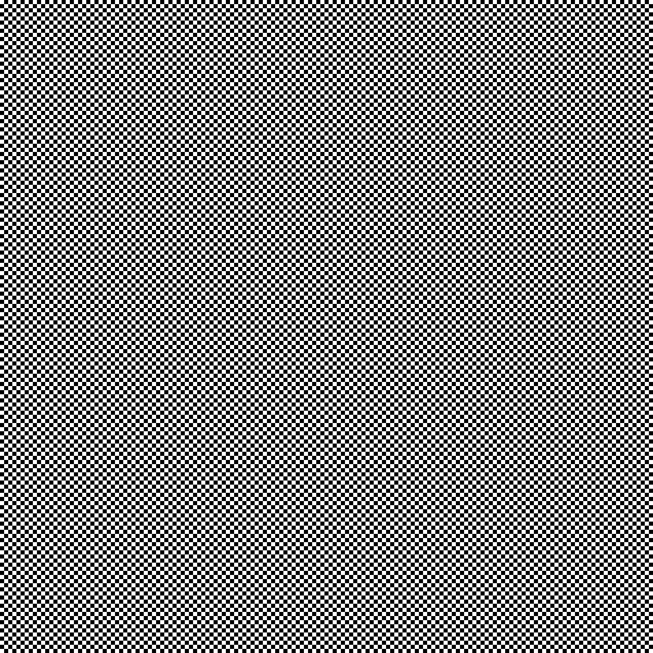 checker board of pain