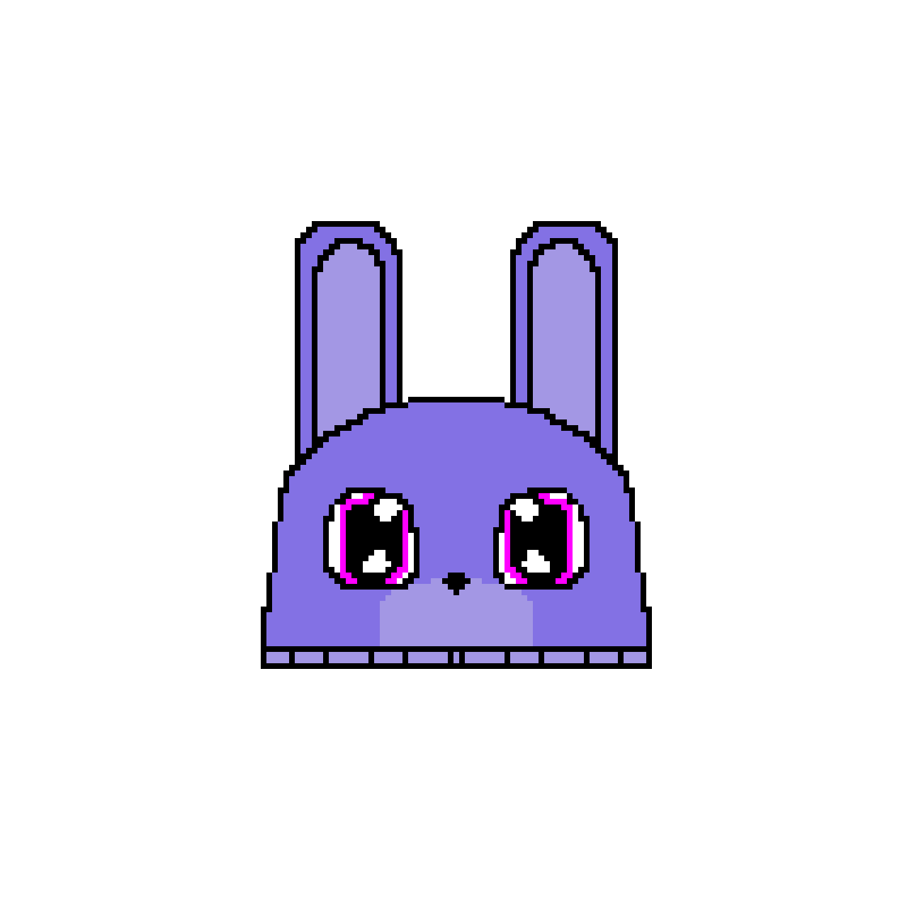 Bonnie The Bunny Slipper (If This Gets Ten Likes I'll Draw Withered Bonnie The Bunny Slipper)