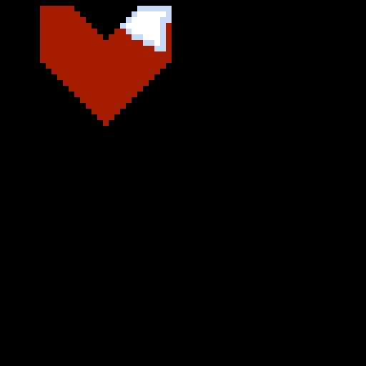UnderFell : Pixel Title Screen