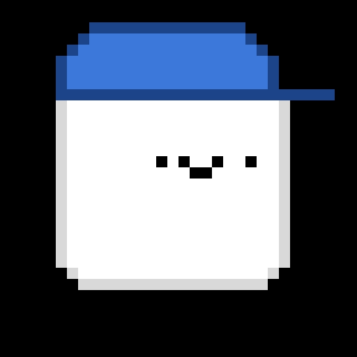 Cube hat