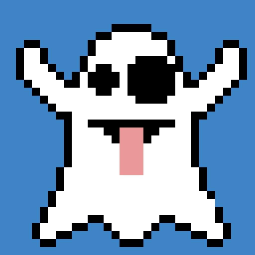 Ghost emoji contest