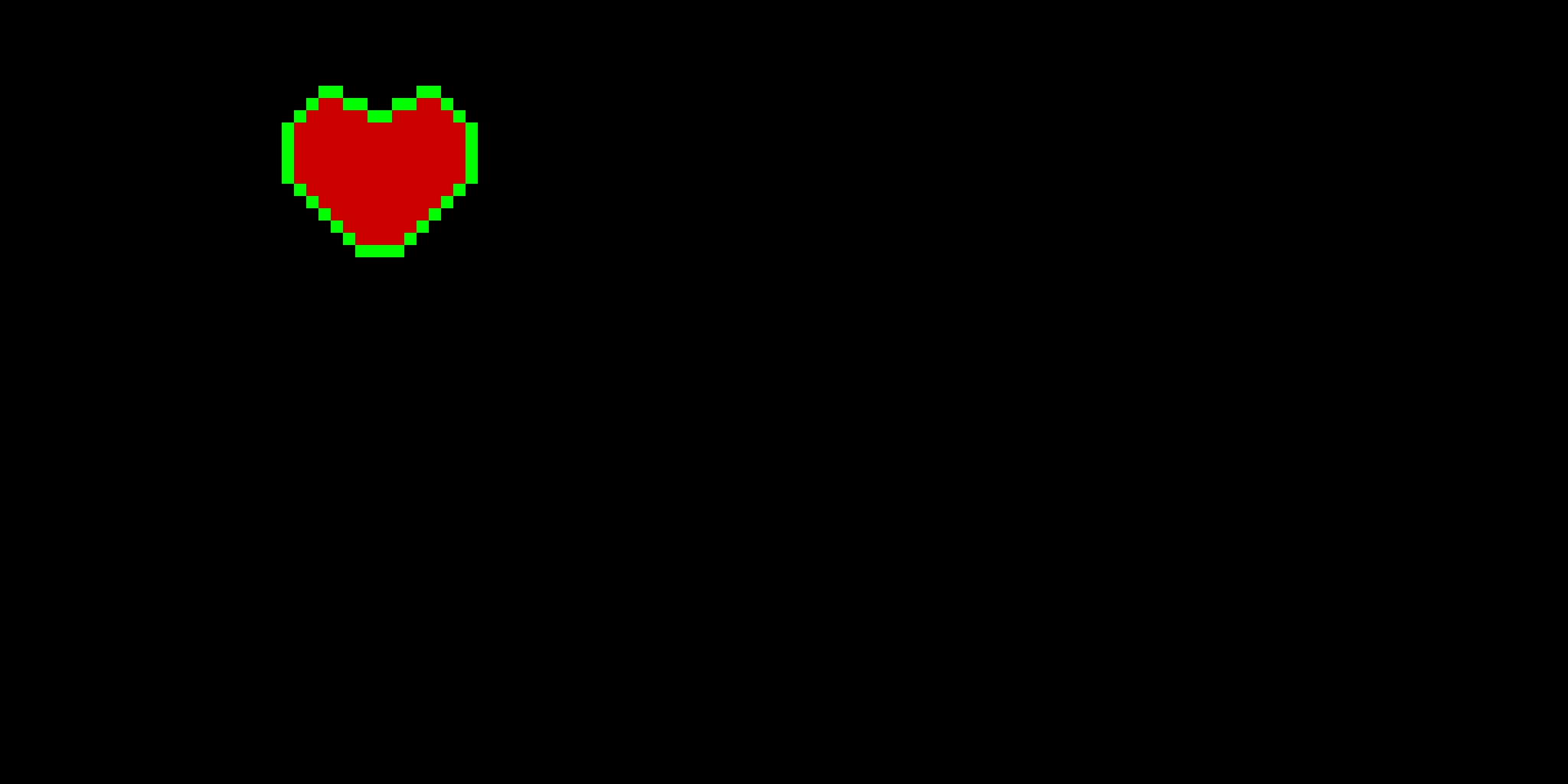 Heart Power-Up