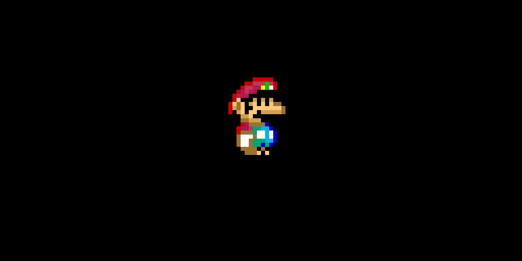 Mario from SMW