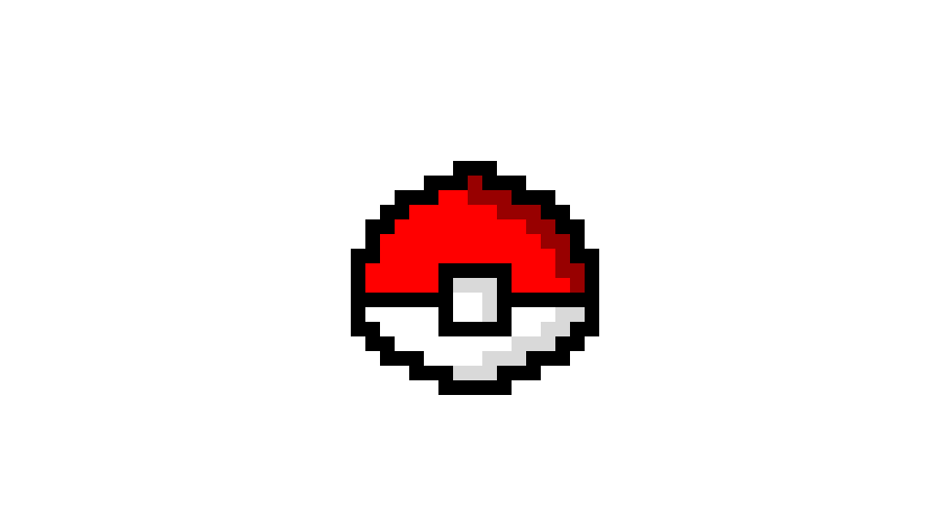 Pokeball sprite (contest)