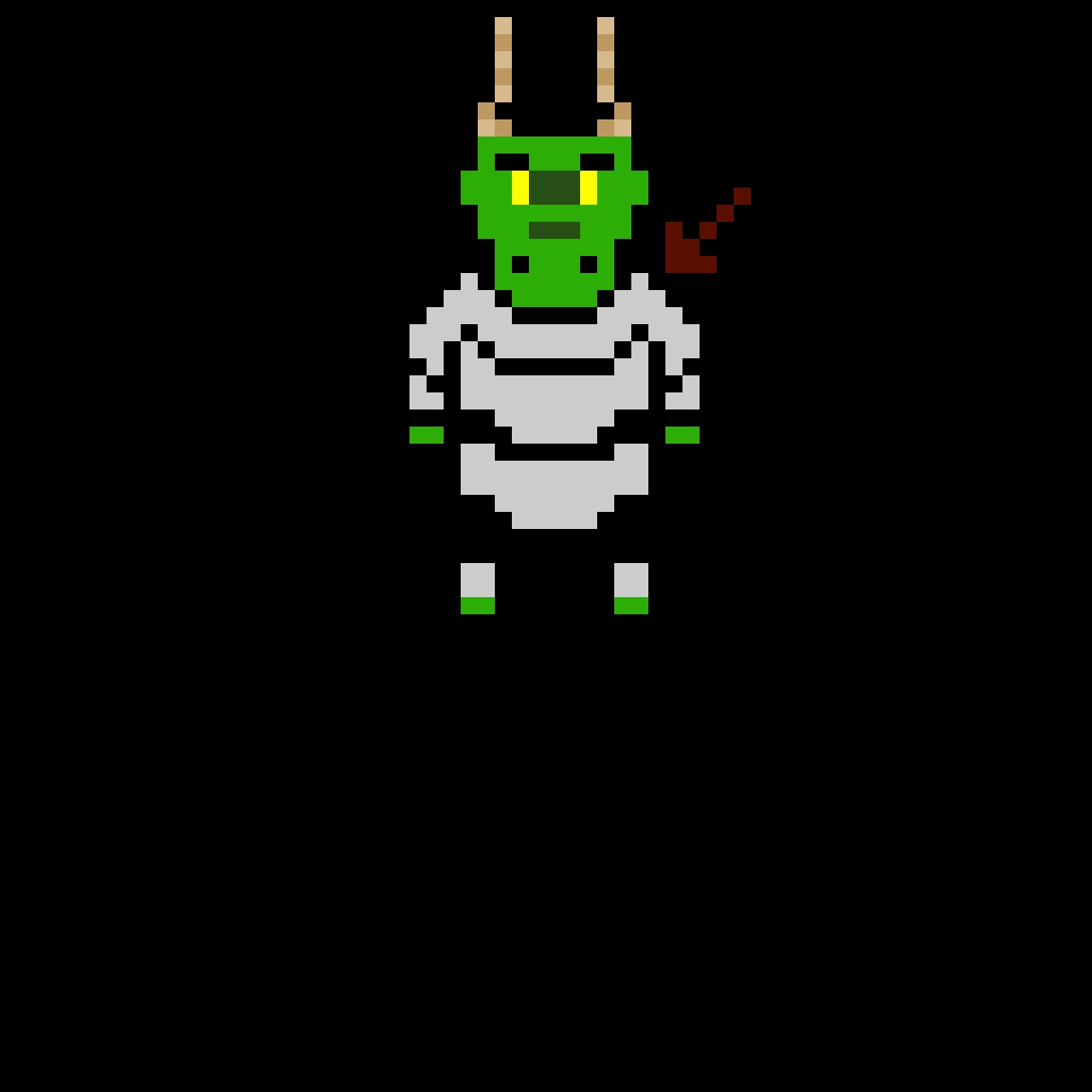 green dragonborn knight