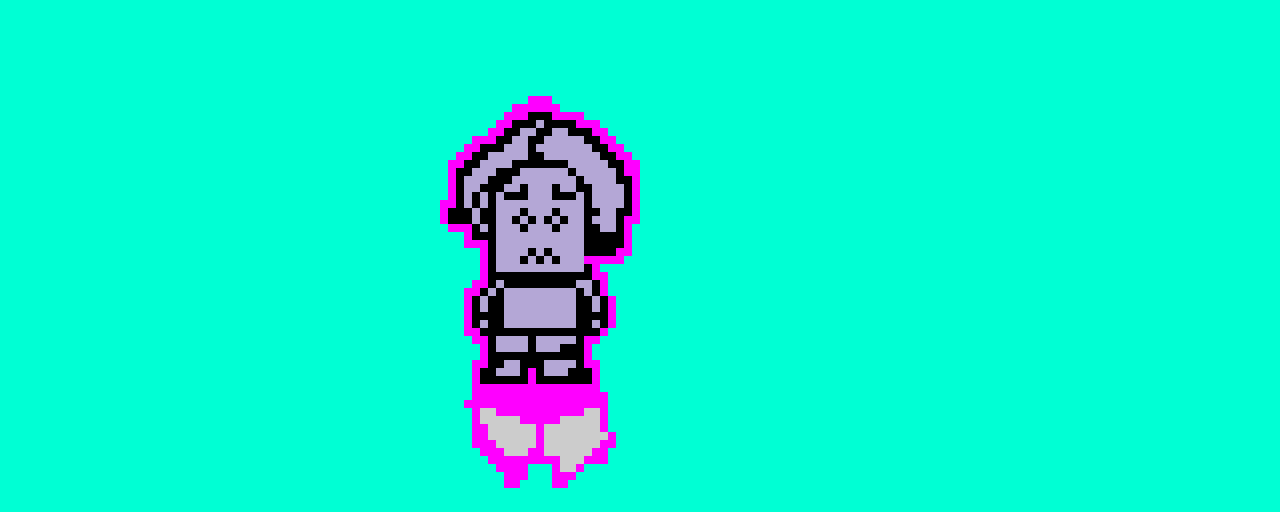 Ghost Chara Undertale CLICKERTALE Fangame