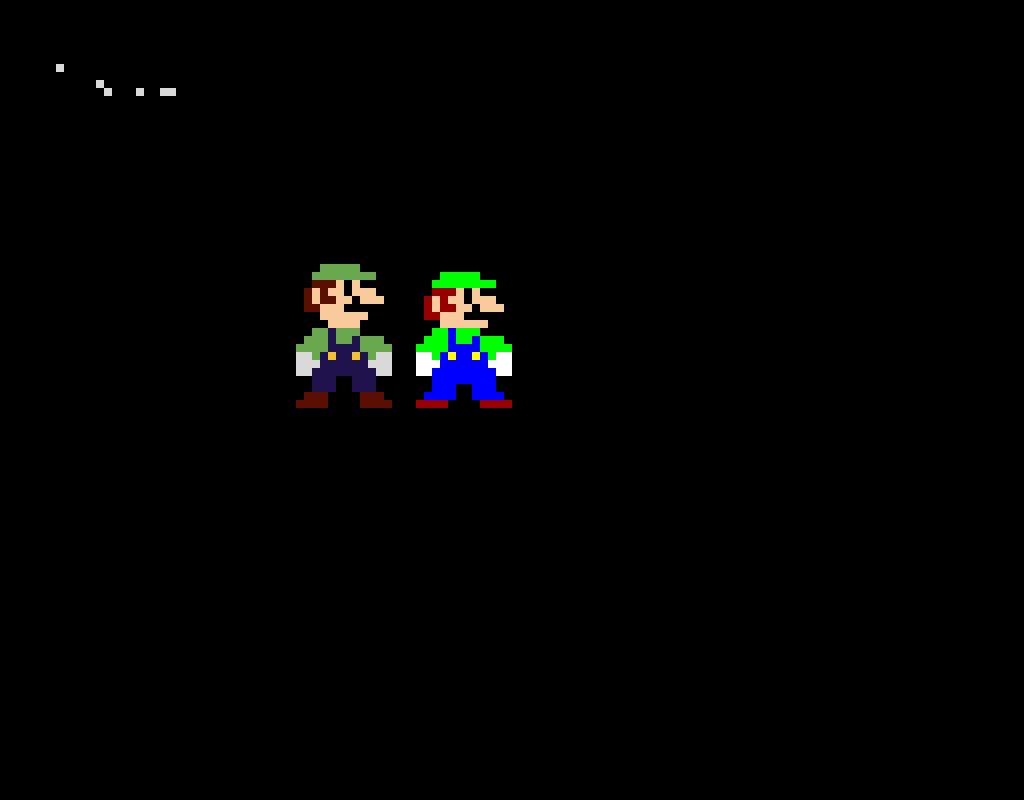 Luigi differences