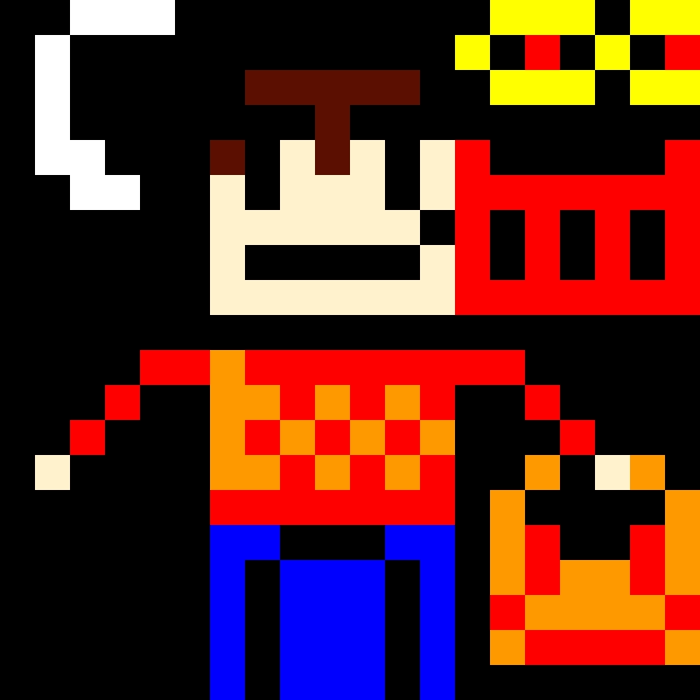 pixel-boy-holloween