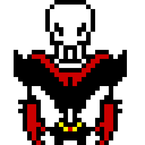 Underfell papyrus