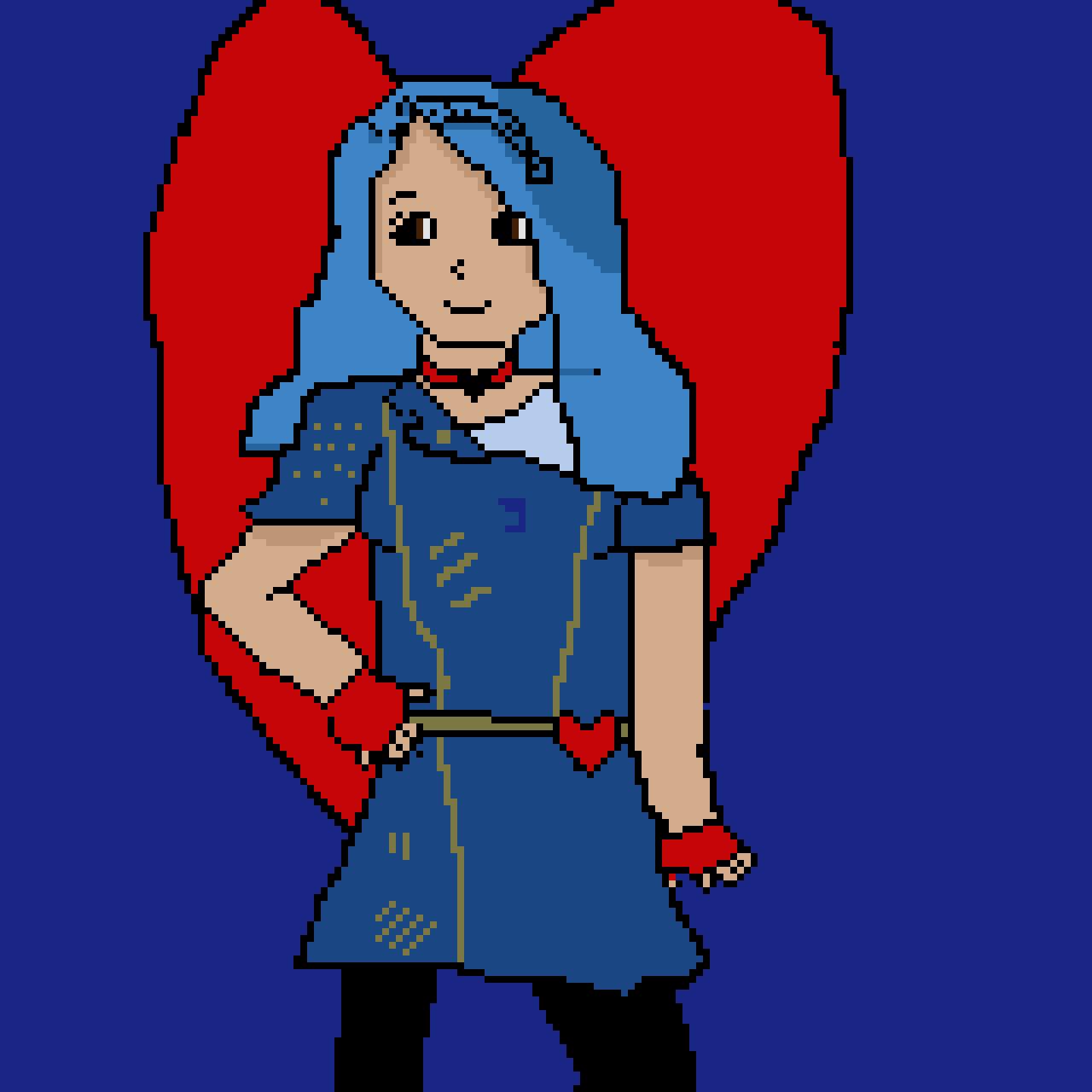 Evie (From Descendants 2)