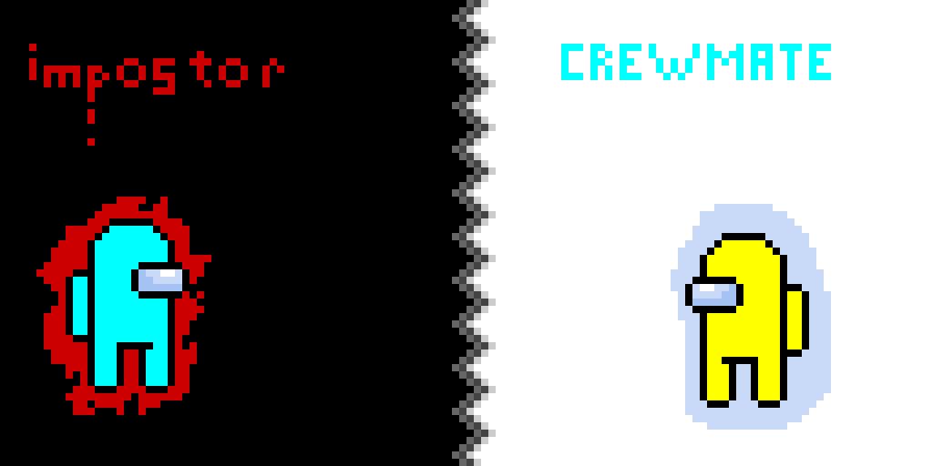Impostor vs Crewmate
