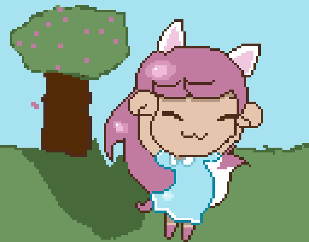 Kitty's Blossom Tree