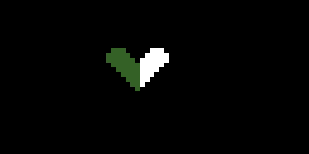 poisoned half heart