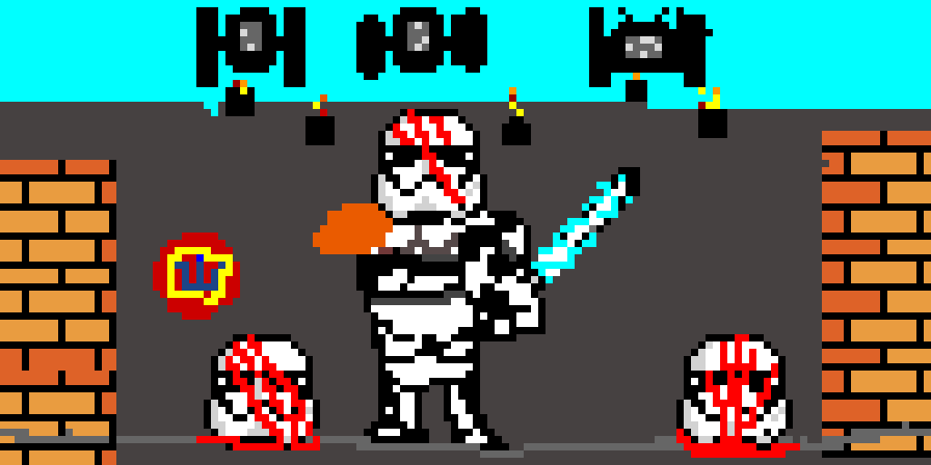 Storm-Trooper Survivor