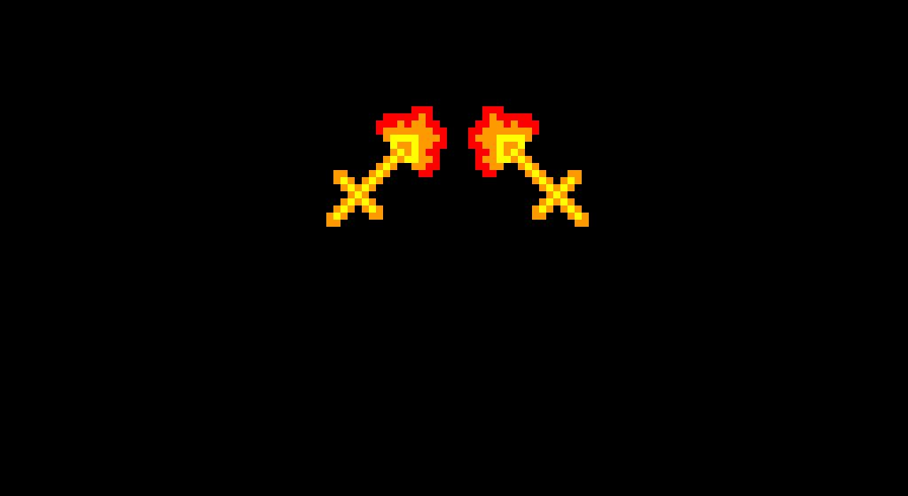 Fire Aspect Blaze Swords
