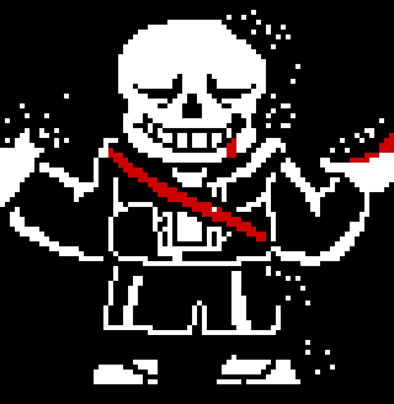 Sans (Death 3.0)