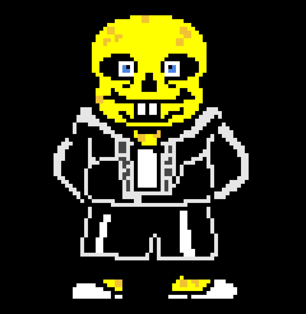 Spongans/Sponge Bob Sans
