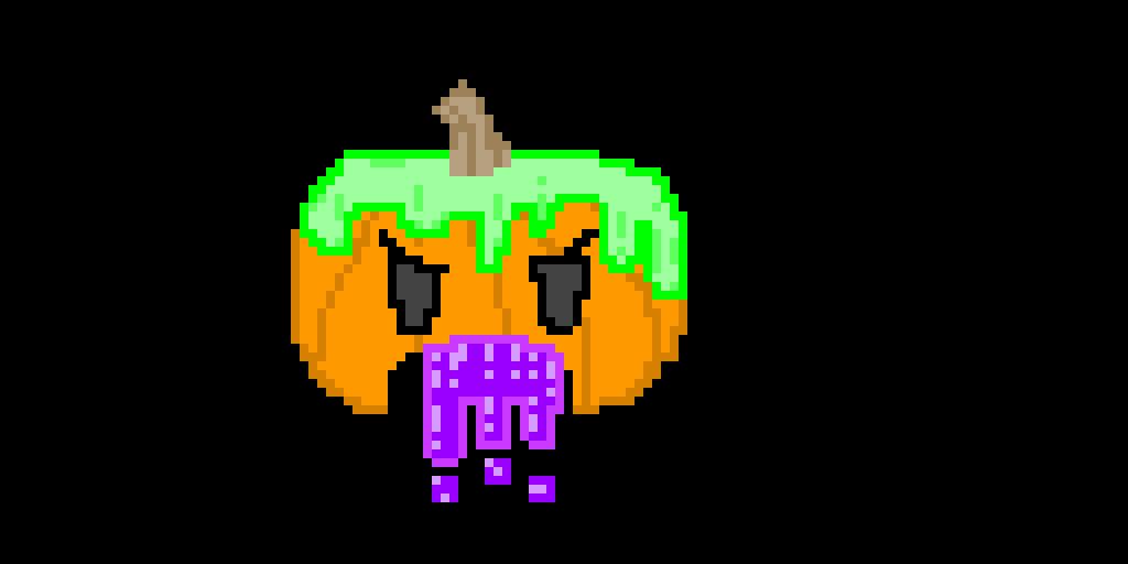 slimy pumpkin