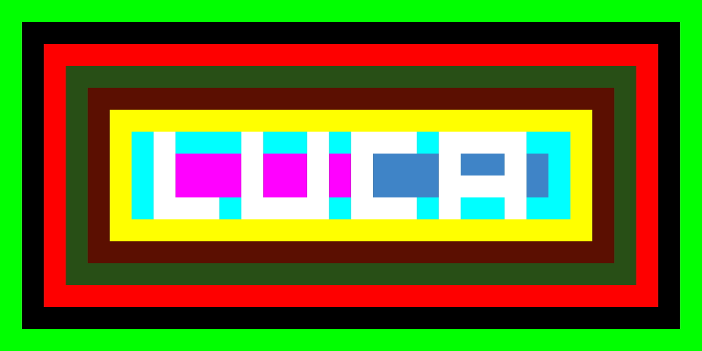 arcobaleno di colours
