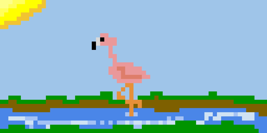 Flamingo (animal contest)