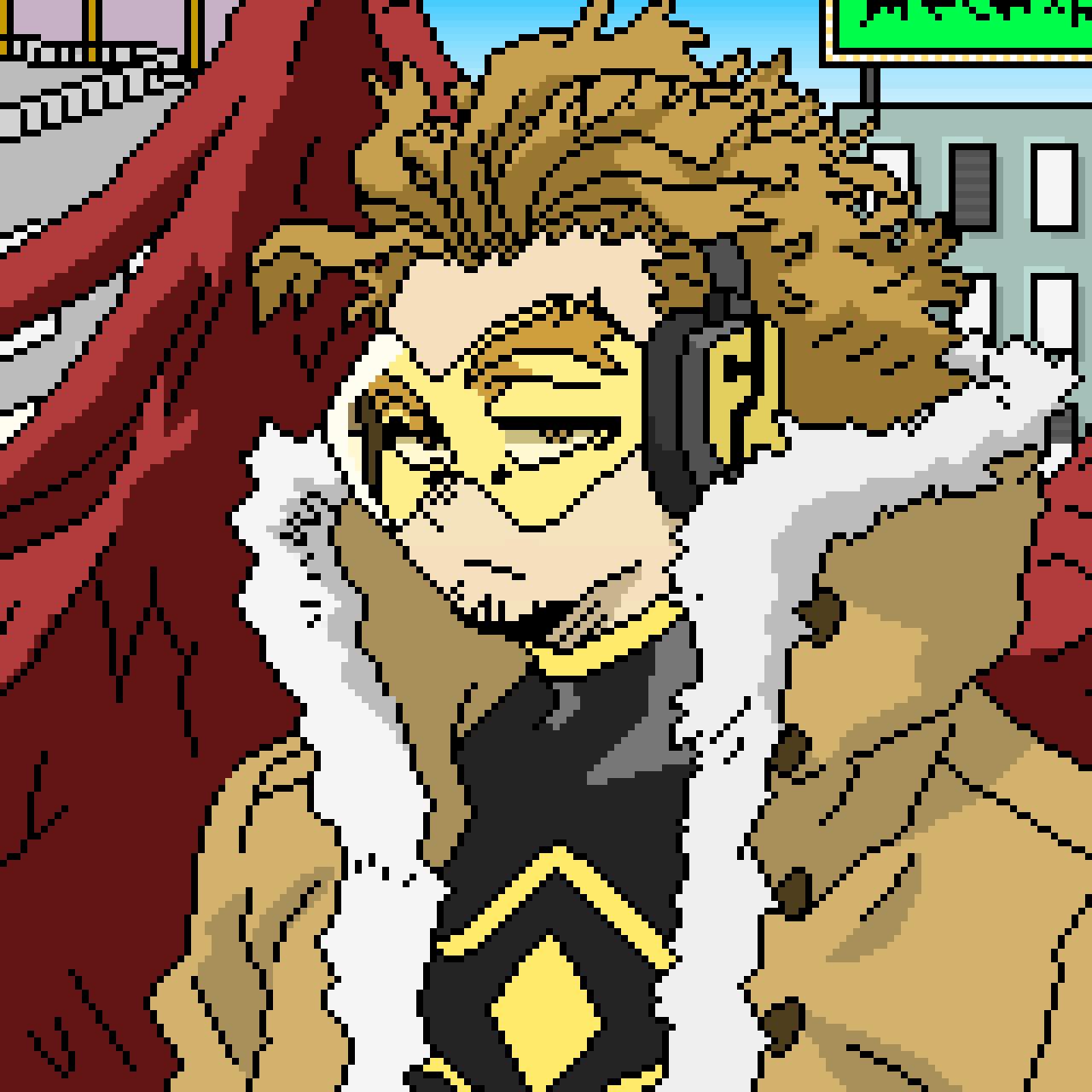 Hawks/Keigo Tamaki (My Hero Academia)